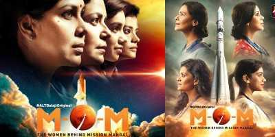 M.O.M: Mission Over Mars Hindi Season 1 480p Download 720p 2019