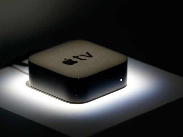 Un nuevo Apple TV