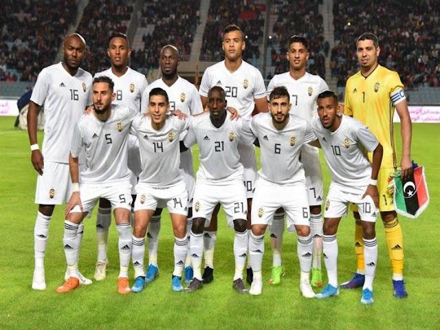 مدرب ليبيا يقوم باستبعاد مدافعه من مواجهة المنتخب المصري