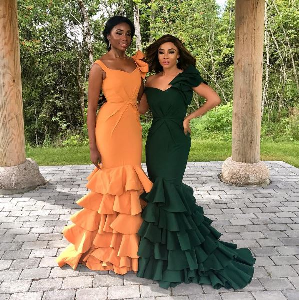 Photos-from-Busayo-Makinwa-Stian-Fossengen-white-wedding-Oslo-Norway-3