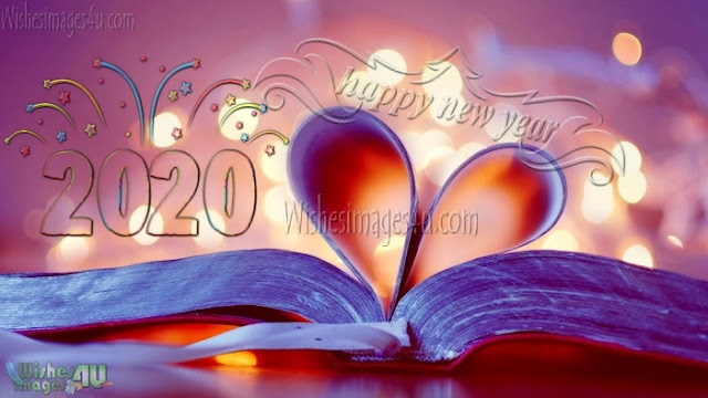 New year 2020 Love HD Images