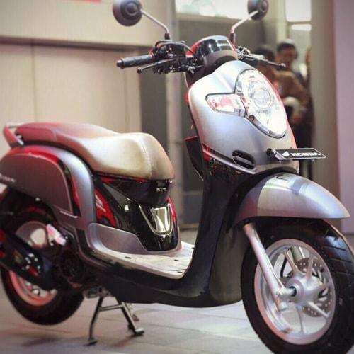 Honda Scoopy Esp Stylish Dealer Motor Honda Klaten