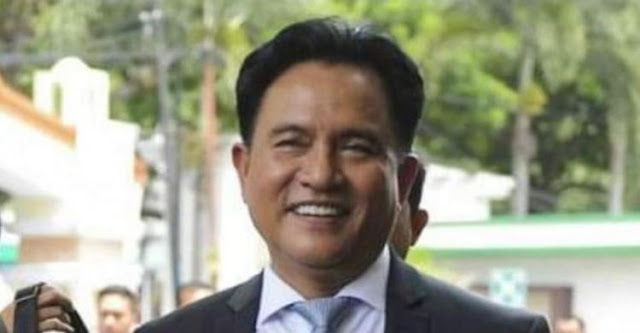 Partai Yusril Sudah Siapkan Nama untuk Calon Wakil Menteri Baru