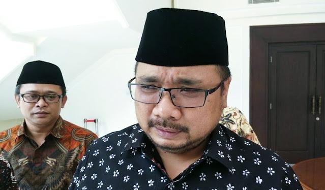Baru 2 Hari Jadi Menag, Yaqut Mengaku Pernyataannya Sudah Dipelintir Wartawan: Cobaan Apalagi Ini?