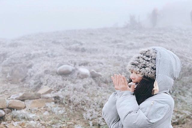 Những thiên đường có tuyết vào mùa Đông tại Việt Nam