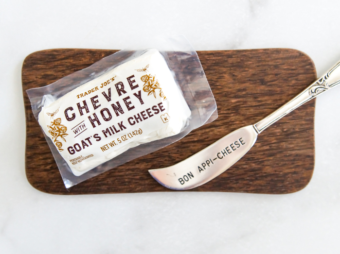 Trader Joe's Chevre with Honey Review