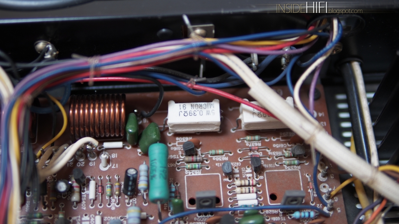 Inside Hi Fi Philips Ah 370 22ah370 00