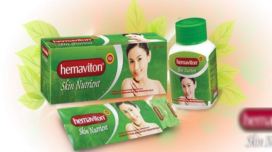 Review Dosis, Kegunaan, Dan Efek Samping Hemaviton Skin Nutrient