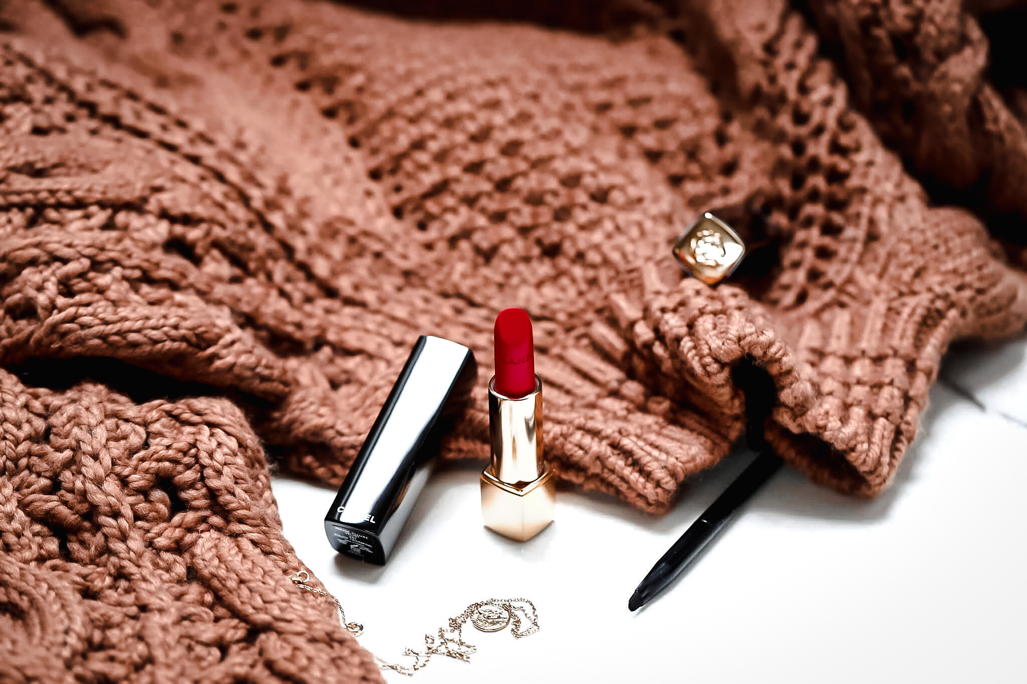 Chanel Rouge Allure Velvet Collection Lion
