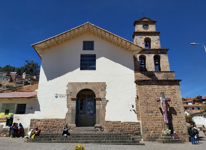 Igreja de San Blás, Cusco - Peru