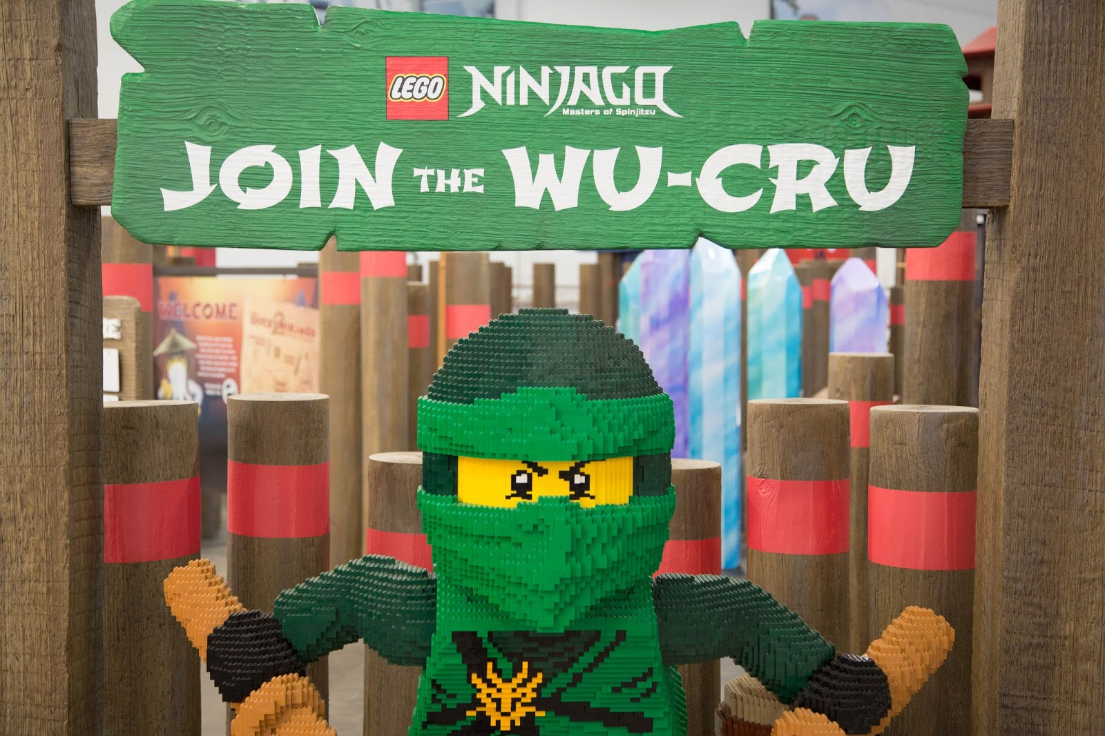 Free Lego Ninjago Quest2ninjago Wu Cru Team Challenge Mom About