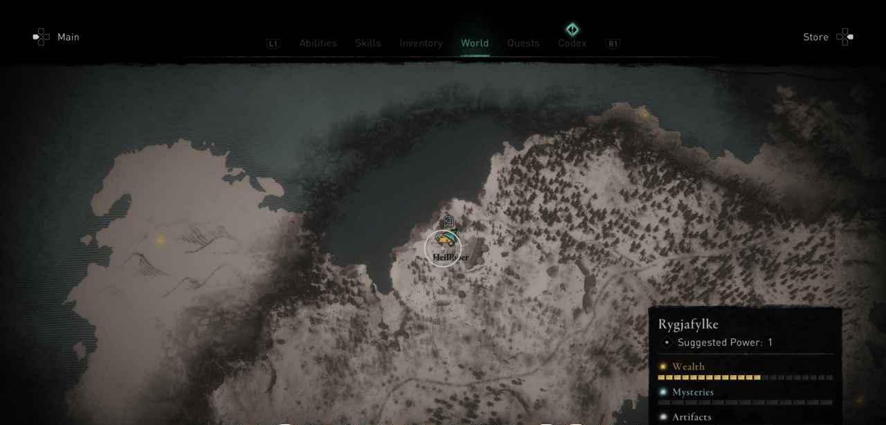 Ingot 8 Map 2