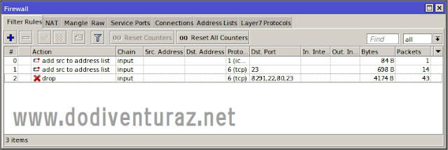 Cara Mengamankan Router Mikrotik Dengan Port Knocking