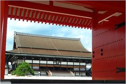 พระราชวังอิมพีเรียลเกียวโต (Kyoto Imperial Palace)