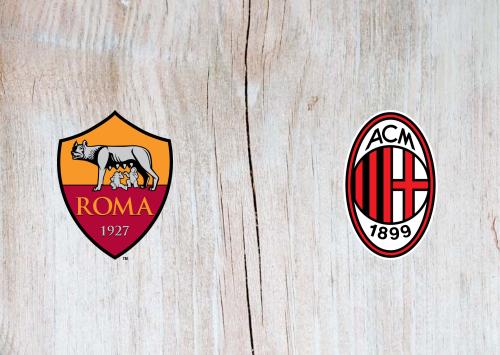 Roma vs Milan -Highlights 28 February 2021