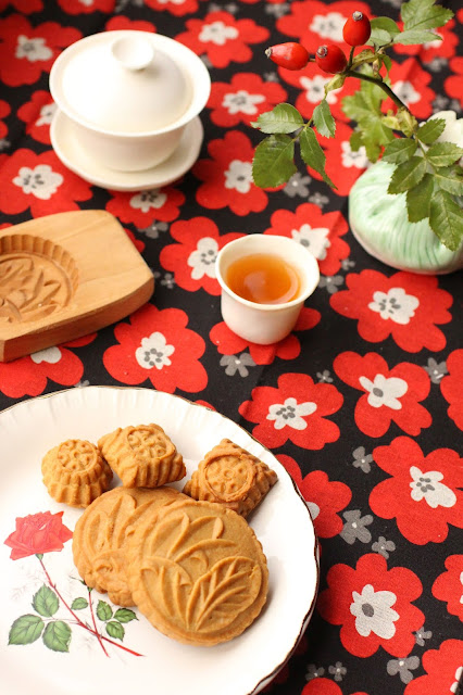 biscuit vegan moule en bois
