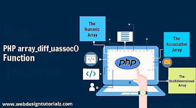 PHP array_diff_uassoc() Function