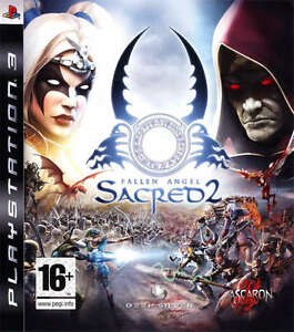 Sacred 2 Fallen Angel PS3 Torrent