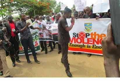 Jos Bomb Blasts: UNIJOS Students Mourn Departed Colleagues