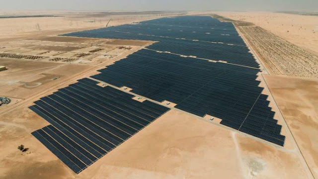 #UAE's Taqa seeks to shine with solar energy push | Financial Times