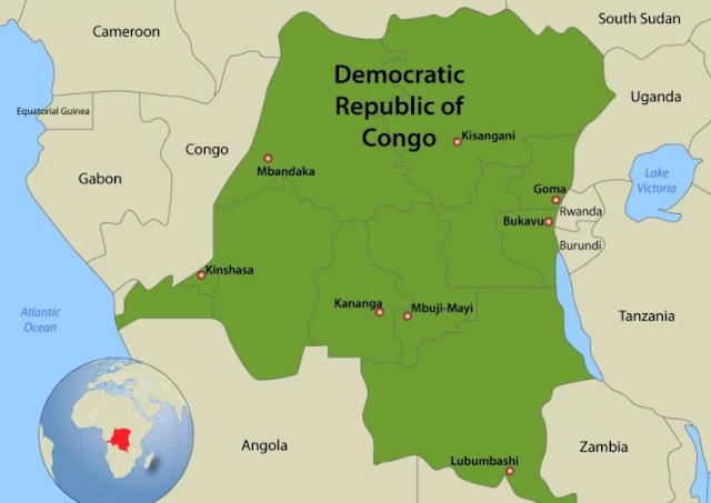 الكونغو,أفريقيا,جمهورية الكونغو الديمقراطية