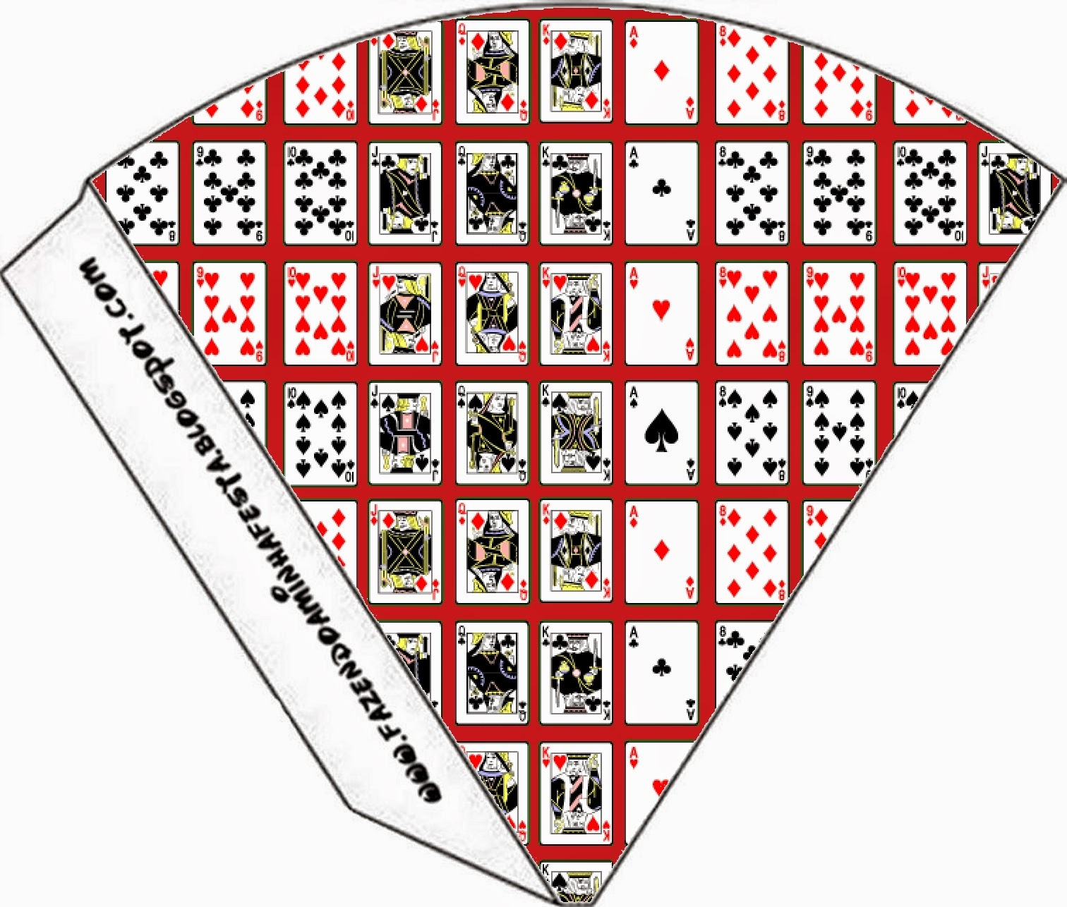 Freeprintables: Poker Free Party Printables.
