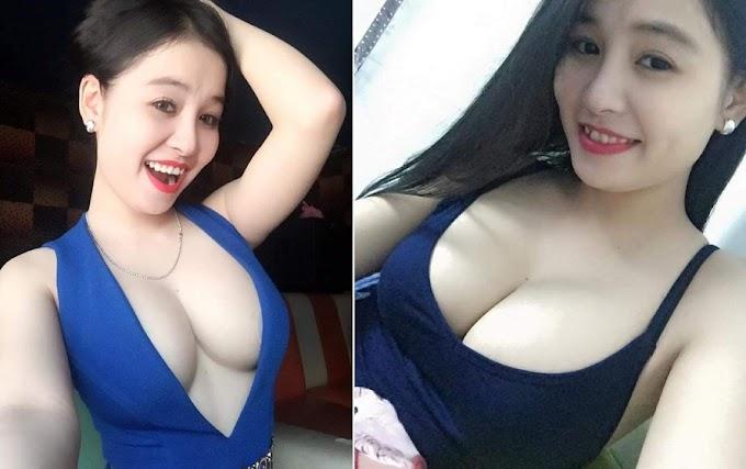 Ảnh gái xinh ngực trắng min đẹp nhất