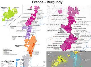 The easiest way to wrap your brain around Burgundy is to understand that there are really only two grape varieties to remember: Pinot Noir and Chardonnay.