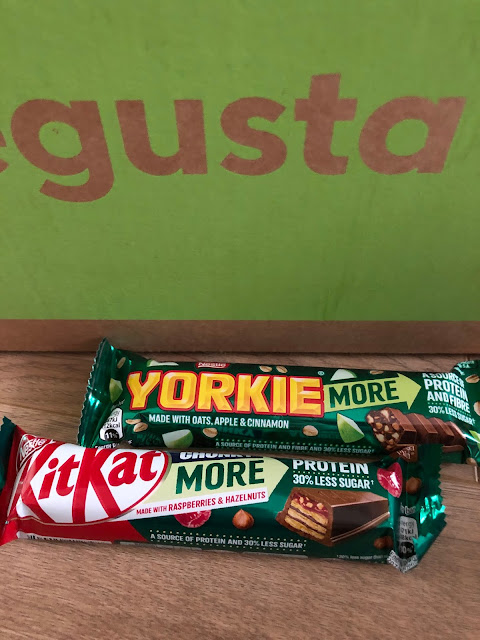KitKat Chunky More & Yorkie More Bars so delicious