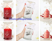 Logo Jewelcandle concorso di San Valentino : vinci gratis 3 candele profumate