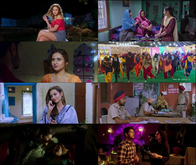 Surkhi Bindi 2019 Punjabi 1080p WEBRip