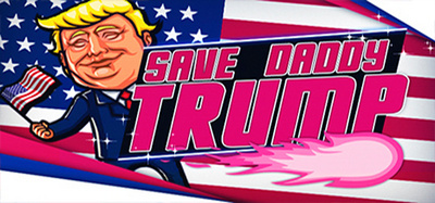 save-daddy-trump-pc-cover-www.ovagames.com