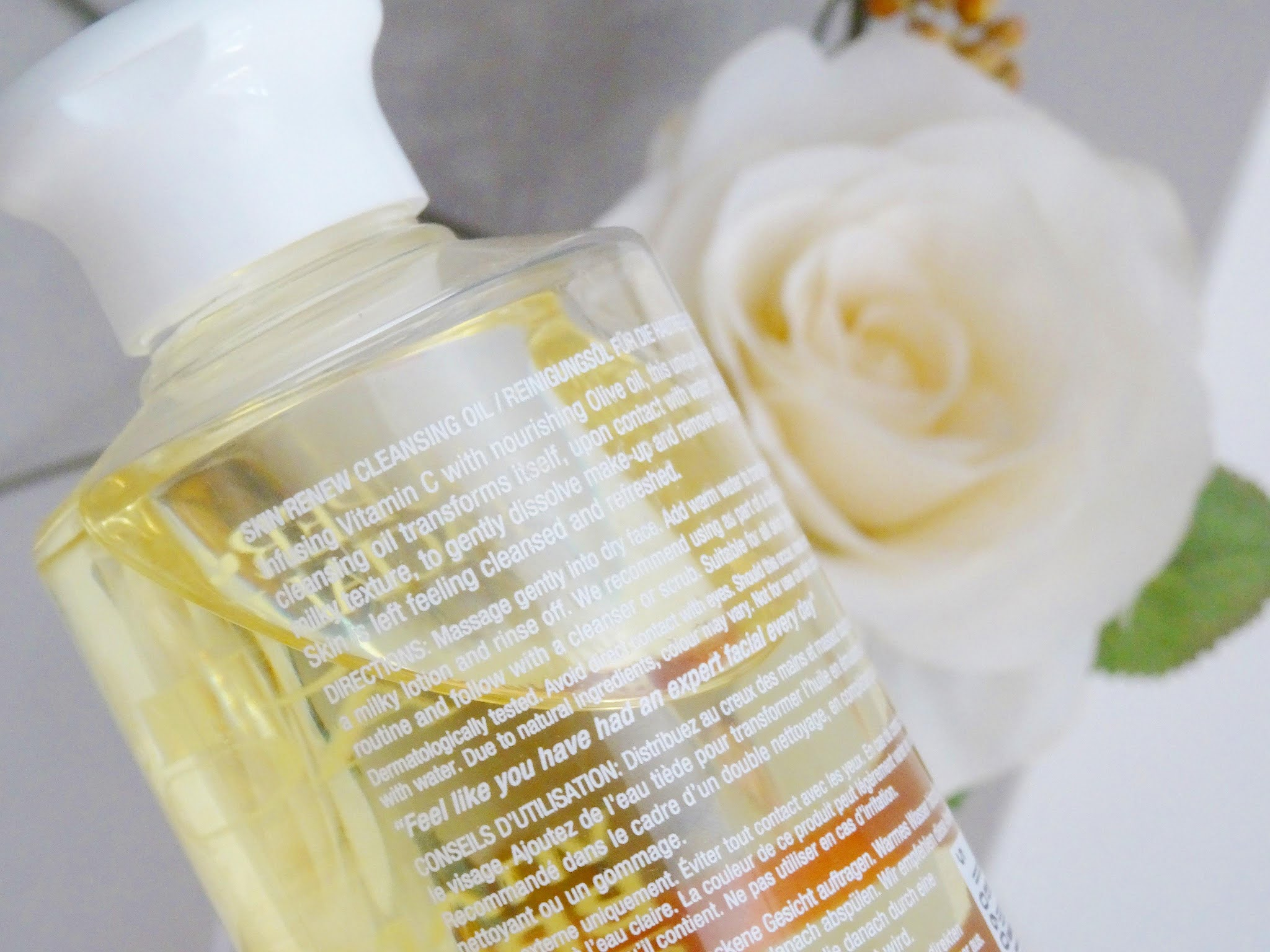 Super Facialist Vitamin C Cleansing Oil Review