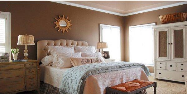 utama sebagai serpihan dari rumah Anda layak untuk mendapat perhatian penuh dalam hal de Pilihan Warna Menarik Kamar Tidur Utama