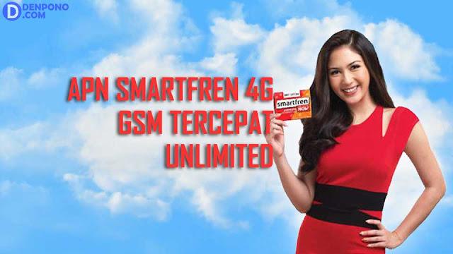 Bagi kalian yang saat ini berencana akan memakai kartu perdana Smartfren  Cara Mudah Setting APN Smartfren 4G Gsm Terbaru 2019