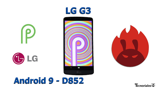 lg g3 d852 android 9 antutu rendimiento