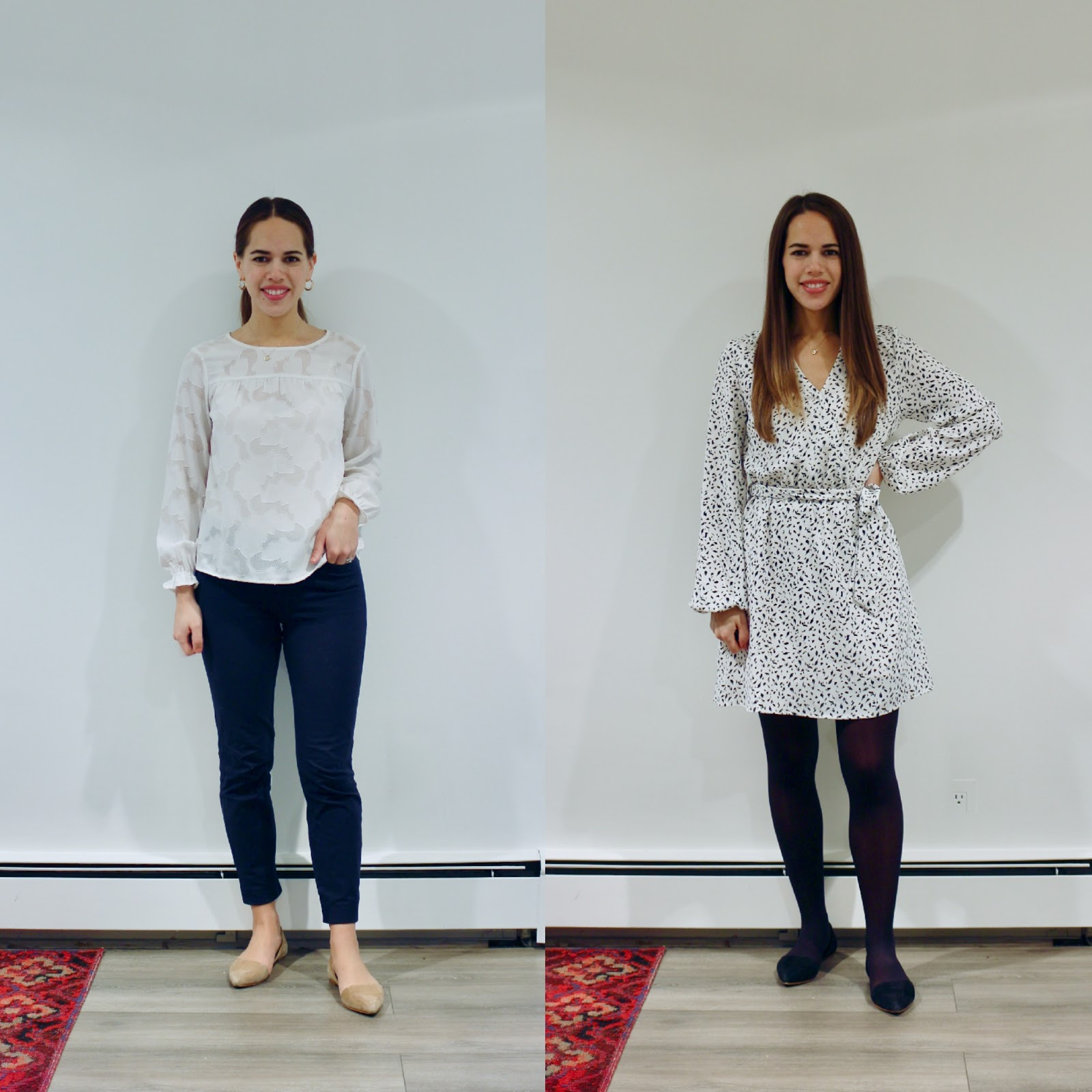 Jules in Flats - October Outfits Week 4