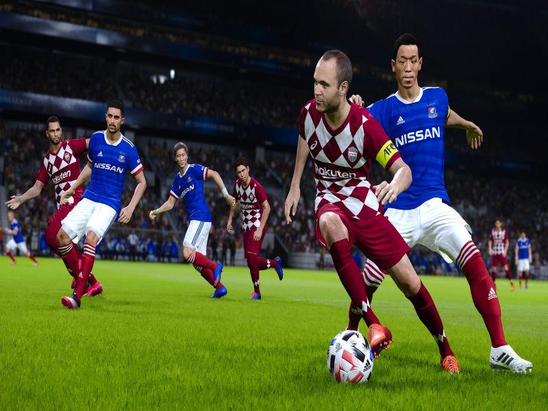 eFootball PES 2021 PC Game Free Download