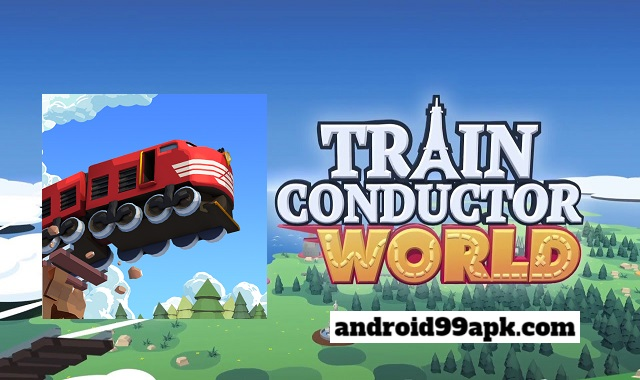 لعبة Train Conductor World v17.1.16071 مهكرة (بحجم 53 MB) للأندرويد