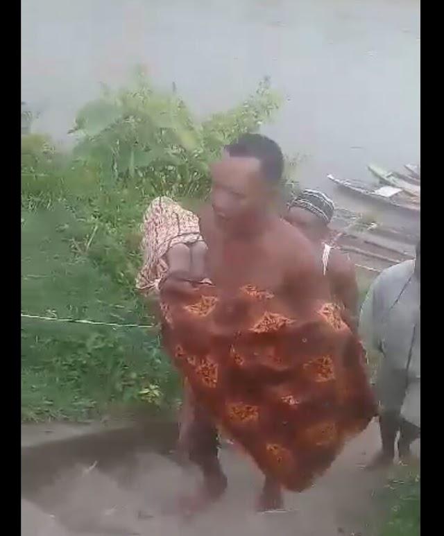 Bocah SD tenggelam Disungai Musi Ditemukan Meninggal, berikut video Evakuasi korban