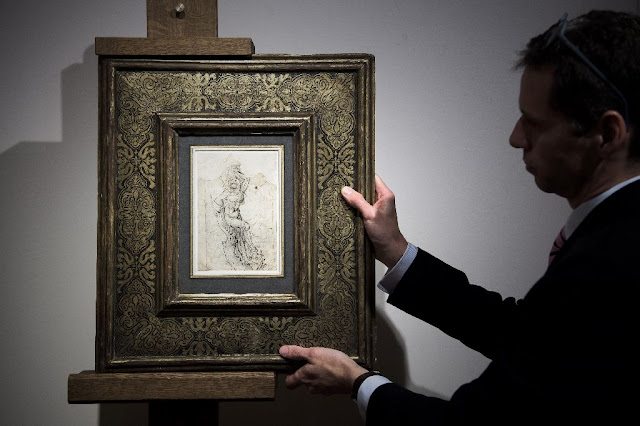 France blocks sale of rare Leonardo Da Vinci painting 'Saint Sebastian'