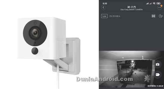 Mengatasi Gagal Setting Smart Camera Xiaofang di Mi-Home