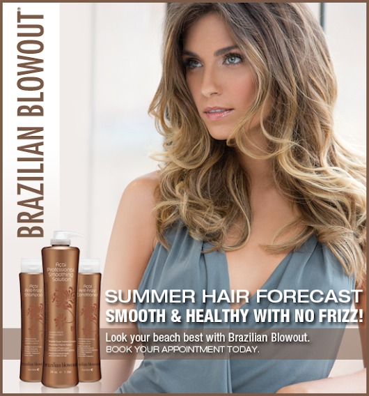 Blast Loves Brazilian Blowouts