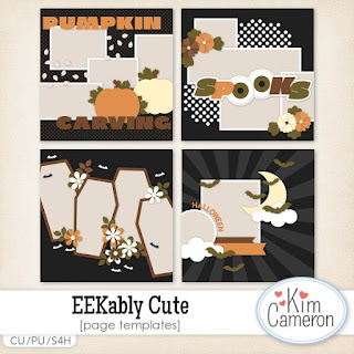 Eekably Cute templates