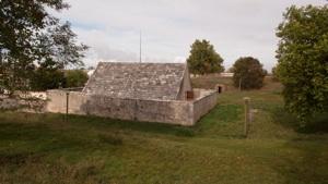Place forte de Brouage - Magasin à poudre