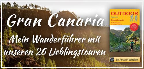 Wanderführer Gran Canaria Thorsten Günthert