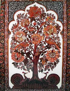 Design decor disha an indian design decor blog indian art kalamkari south indian art Home decor paintings for sale india