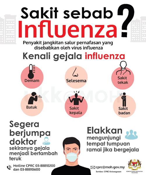Influenza like illness
