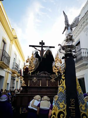 La Semana Santa de 2020 de la CCTT de Los Ángeles de Sevilla