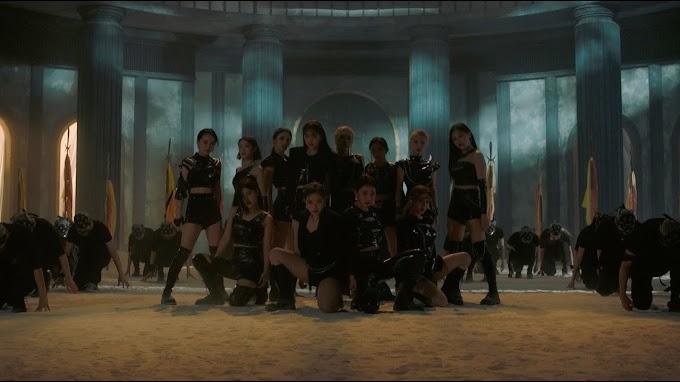 MV LOONA(이달의 소녀) _ PTT (Paint The Town) 가사